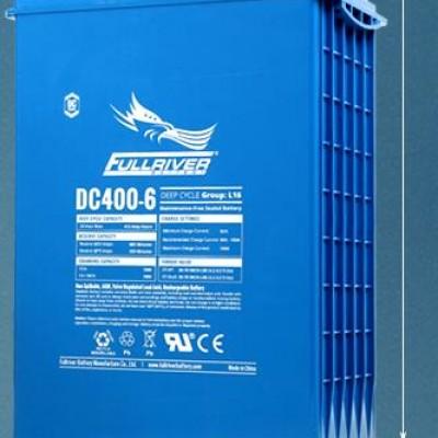 DC400-6免维护电池