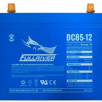 DC85-12电池