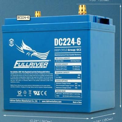 DC224-6电池