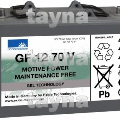 GF12070V电池