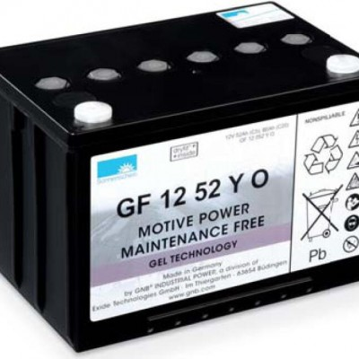 GF1252Y胶体电池