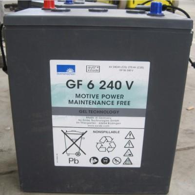 GF6240V胶体电池