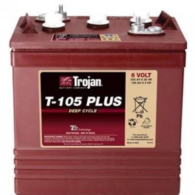 T-105Plus电池