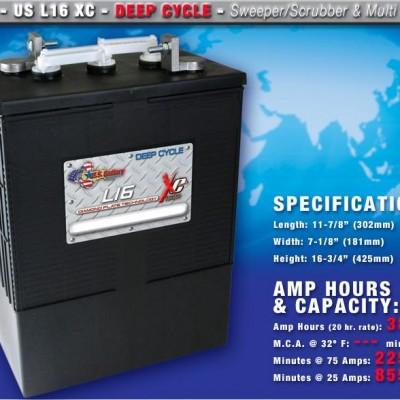 L16XC电池