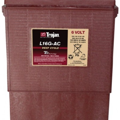 L16G-AC电池